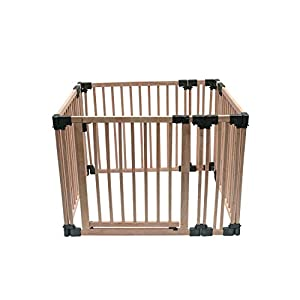 Safetots Play Pen Wooden All Sizes (Square)   1