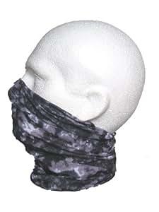 Multifunctional Headwear Grey Mottled