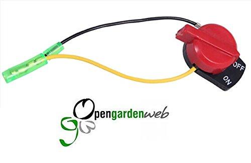 Motor Honda GX 160200240270340390Schalter Start Zündung Doppel ON/OFF des motore| Kompatibel mit Motoren GX Original oder Klone chinesischen oder von anderen produttori| Qualität by opengardenweb - Doppel-motor