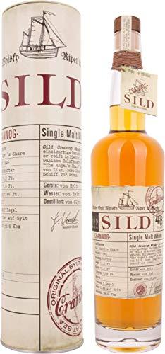 Sild Whisky CRANNOG Single Malt Whisky 2018, 0.7 l