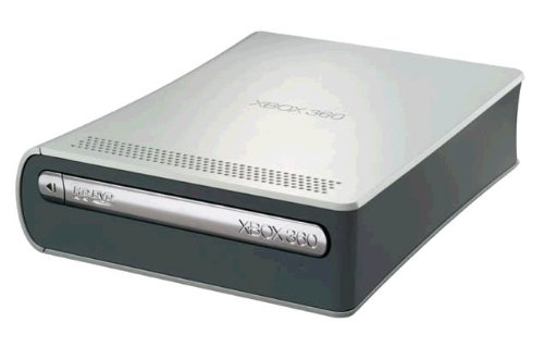 Xbox 360 - HD-DVD Player inkl. Fernbedienung