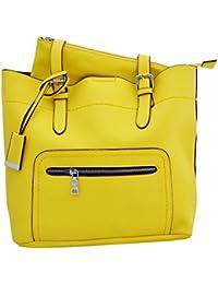 5a7bc5e34ec7de MoDA Buttersoft Shoulder Bucket Bag Handbag Tote