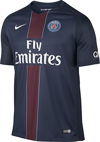 Nike 776929-410 Camiseta París Saint Germain