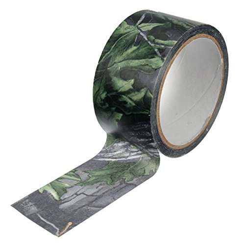 mfpower 5cm x 10m camouflage Tape WOODLAND Jagd Nature Camo Tape Aufkleber