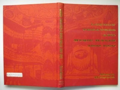 London Theatres and Music Halls, 1850-1950