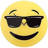 Orologio da parete Emoji decorazione emoticone smiley