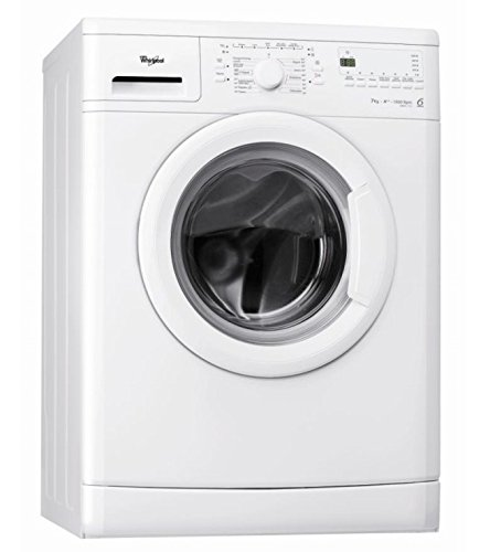 WHIRLPOOL AWOC 6212 INDEPENDIENTE CARGA FRONTAL 6KG 1200RPM A++ COLOR BLANCO - LAVADORA (INDEPENDIENTE  CARGA FRONTAL  A++  A  B  COLOR BLANCO)