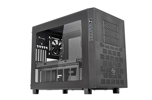 Thermaltake CA-1D7-00C1WN-00 Liquid Cooling System Core X2 schwarz