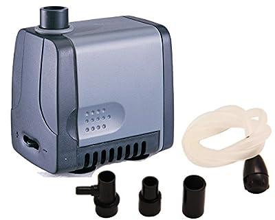BPS (R) Pompe Submersible pour aquarium ou Aquarium Fish Tank Submersible Pump
