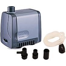 BPS (R) Bomba Sumergible para Pecera o Acuario, Submersible Pump Fish Tank (