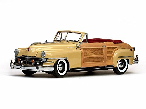 1948-chrysler-town-country-convertible-yellow-lustre-sunstar-6140-1-18-scale-diecast-model-toy-car-b