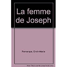 La femme de Joseph