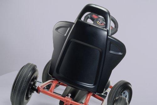 Imagen 2 de Ferbedo 5133 Tourer - Kart en color rojo (importado de Alemania)