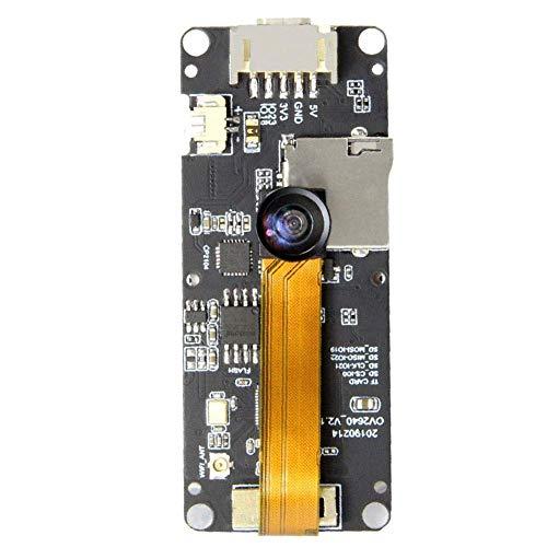 KSTN T-Camera Plus 1.3 Zoll Anzeige Exquisite Kamera Modul Erweiterung Fischauge Objektiv - Erweiterung Fischauge Objektiv, Free Size