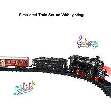 Sonido Bsd De Tren Rail Con Efecto Juguete Y Electrico Luz King VGMSzpqU