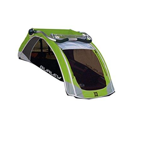 Burley Verdeck Kinderanhänger D'lite/cub Cover, green, One size, 960103