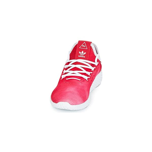 adidas PW Tennis HU J Sneakers Rosso Bianco CQ2301 3 spesavip