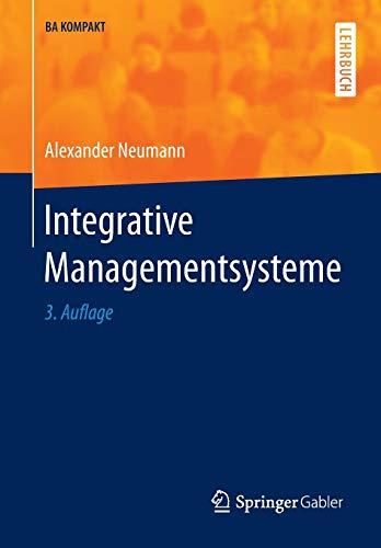 Integrative Managementsysteme (BA KOMPAKT)