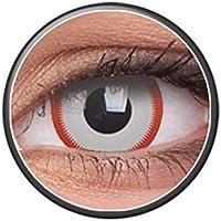 Kontaktlinsen Festive ohne Stärke Phantasee Modell Fancy Lens One Day Saw