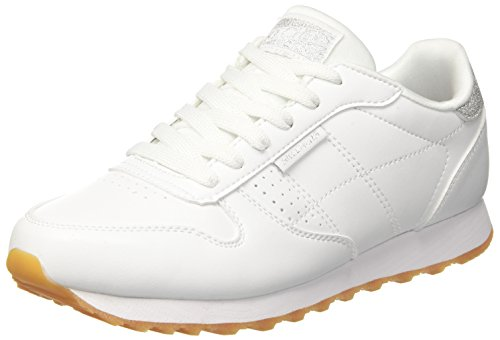 Skechers Damen OG 85 - Old School Cool-699 Hohe Sneaker, Weiß (White Wht), 39.5 EU -