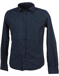 Biaggio - Cornela navy ml shirt - Chemise manches longues