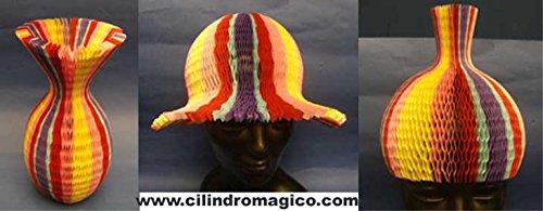 Vaso a cappello, giochi di prestigio,trucchi magia