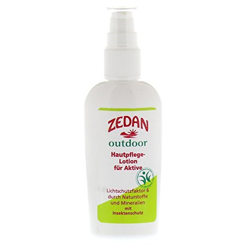 Zedan MM-Cosmetic outdoor Hautpflege-Lotion LSF 6