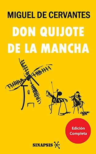 Don Quijote de la Mancha: Edición Completa eBook: Miguel de ...