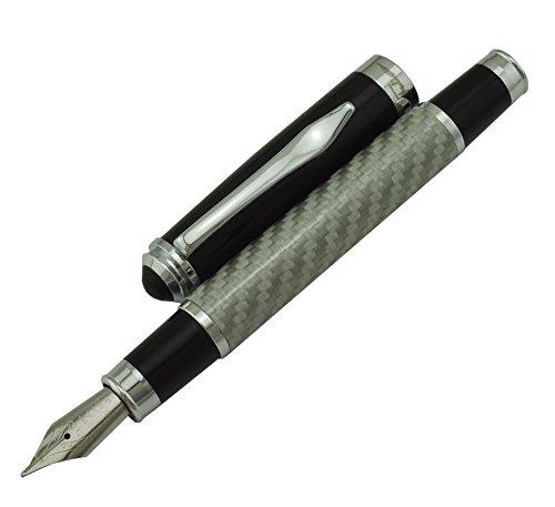 Lanxivi Fuliwen Celluloid Fountain Pen Luxury Style Medium Nib Size