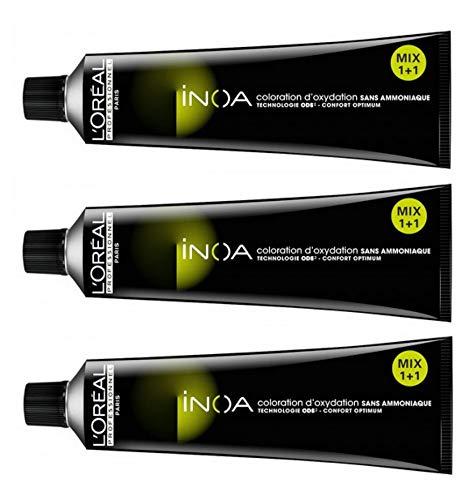 L'Oréal Professionnel INOA 8 - 3 x 60ml