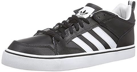 adidas Varial II Low, Herren Skateboardschuhe, Schwarz (Cblack/Ftwwht/Cb), 46 EU (11 Herren UK)