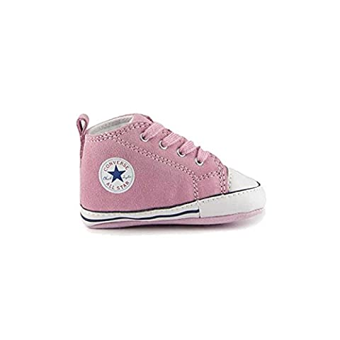 Converse All Star shoes – First Steps Children's 846136 C Model, Pink, pink Size: (19) EU