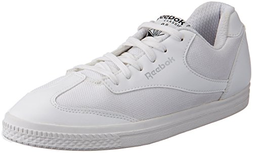 Reebok Classics Boys' Class Buddy White School Shoes – 8 UK 41bw5zHlLNL