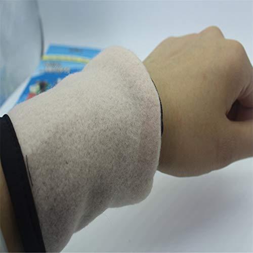 Delleu Dickes Einfarbiges Armband mit ()
