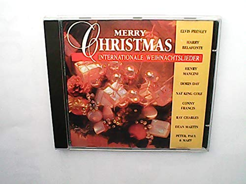Merry Christmas - Internationale Weihnachtslieder - Day Doris Weihnachts-cd