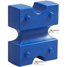 Cavaletti-Block aus Kunststoff, blau