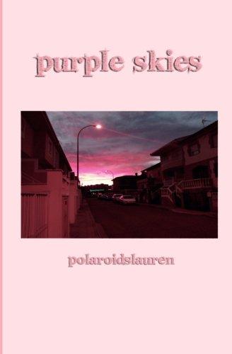 purple skies por polaroidslauren @polaroidslauren