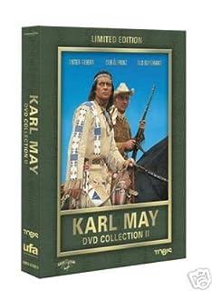 Karl May (Collection II) - 3-DVD Box Set ( Unter Geiern / Der Ölprinz / Old Surehand )