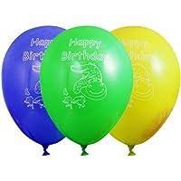 Jungle Buddies Party Balloons