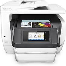 HP OfficeJet Pro 8740 AiO Inyección de tinta térmica A4 Wifi Gris - Impresora multifunción (Inyección de tinta térmica, 300 x 300 DPI, 600 x 600 DPI, 1200 x 1200 DPI, A4, 216 x 356 mm)