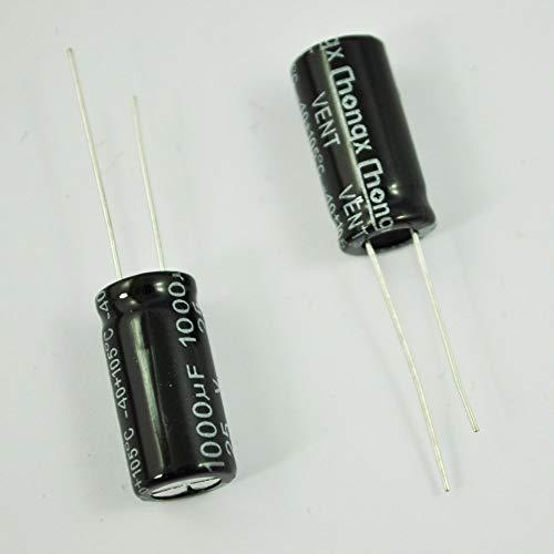5pz 220uF 50V Scheda Madre Condensatori Elettrolitici Condensatore 10x13mm
