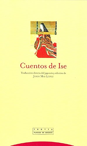 Cuentos de Ise / Tales of Ise Cover Image