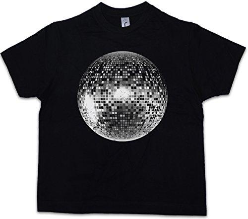 Disco light i ragazzi t-shirt retro oldies music musik nerd techno indie electro wave new hipster club clubbing rave cyber dance mirror ball starlight star 70s 80s 90s