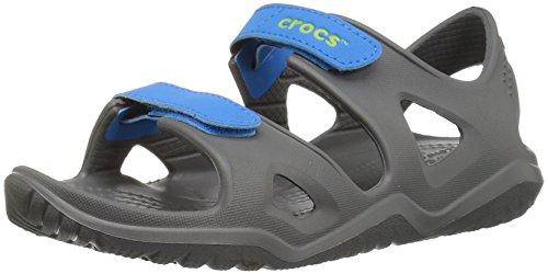 Crocs Unisex Kids' Swiftwater River Sandal K Open Toe