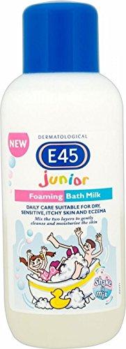 Milch Schaumbad (E45 Junior Schaumbad 500ml Milch)