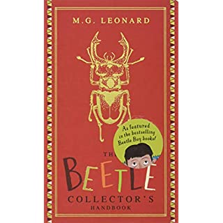 Beetle Boy: The Beetle Collector's Handbook (Beetle Boy)