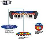 Clavier électronique Toyrific sur batteries , avec des rythmes et des chansons démo