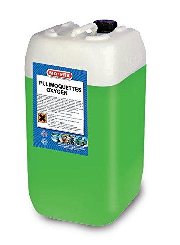 Detergente per tessuto velluto moquette 4.5 lt MA-FRA PULIMOQUETTES OXIGEN