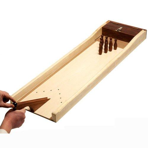 Asmodee - BOW1 - Jeu de stratégie - Mini Bowling Mango - 110 cm