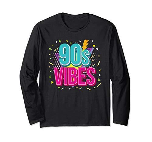 Kostüm Hop 90er Hip Jahre Der - 90er Jahre Party Vibes Dashiki Muster Kostüm Langarmshirt